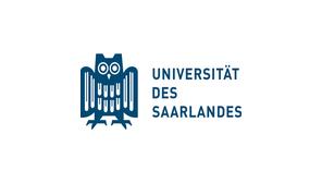 Logo der Universität des Saarlandes