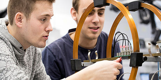 MSc in Engineering - Electronics (Odense)