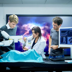 MSc Artificial Intelligence in Medicine
