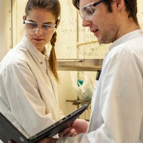 MSc in Chemistry