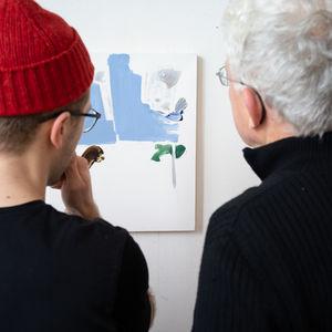 Freie Kunst Malerei-Grafik/ Bildhauerei