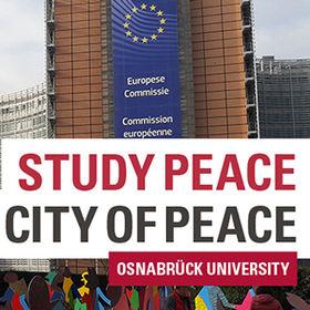 Conflict Studies and Peacebuilding